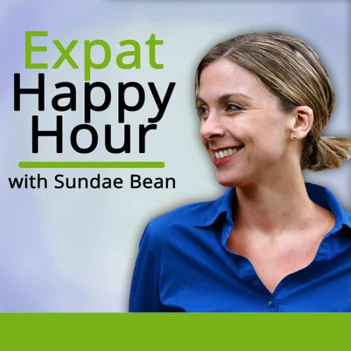 Expat Happy Hour Podcast with Sundae Schneider-Bean