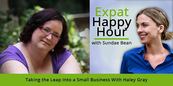 Taking the Leap Into a Small Business With Haley Gray & Sundae Schneider-Bean