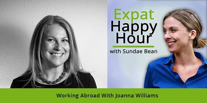 Working Abroad With Joanna Williams & Sundae Schneider-Bean