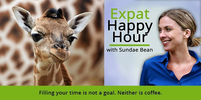Filling your time is not a goal. Neither is coffee. with Sundae Schneider-Bean