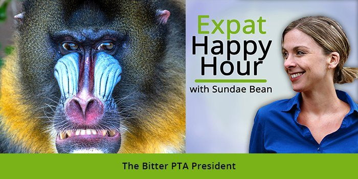 The Bitter PTA President with Sundae Schneider-Bean